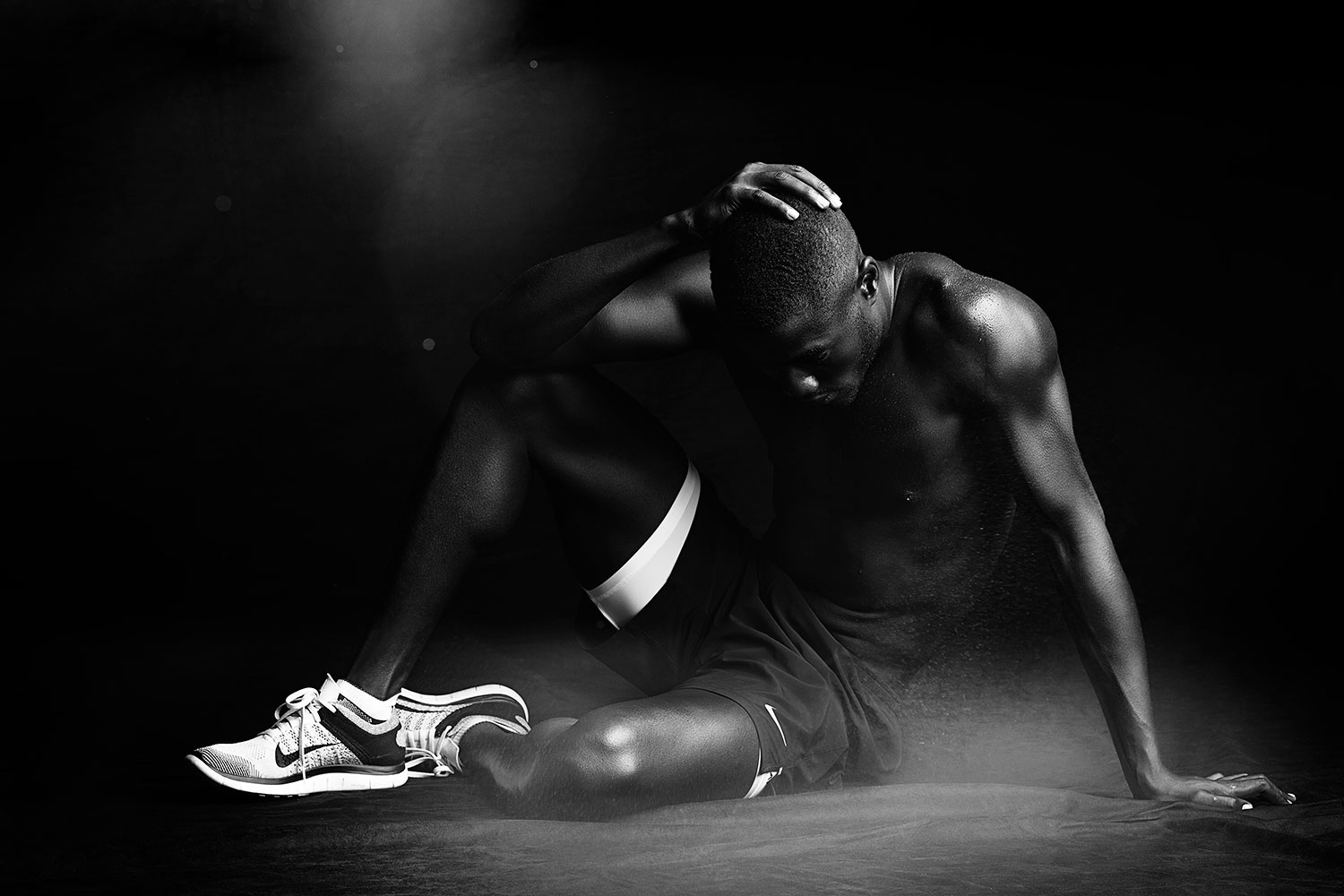 Nike Basketball Campaign Shot by River Jordan