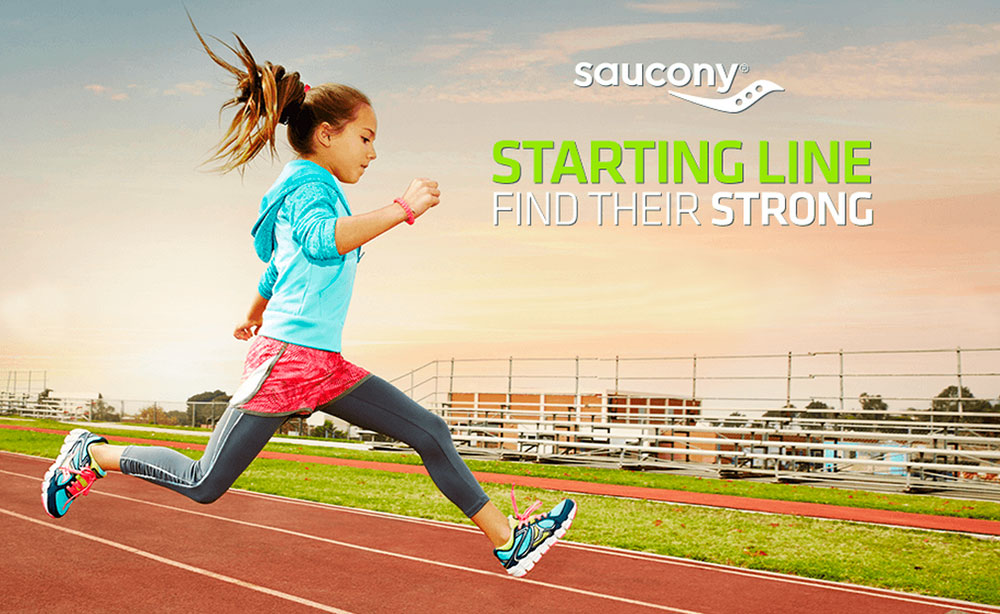 Saucony Starting Line Campaign shot by Don Diaz
