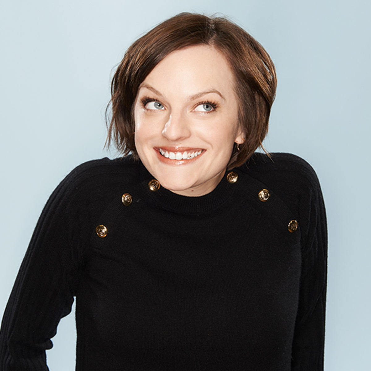 Entertainment Weekly feature on Sundance: Elisabeth Moss shot by Christopher Beyer