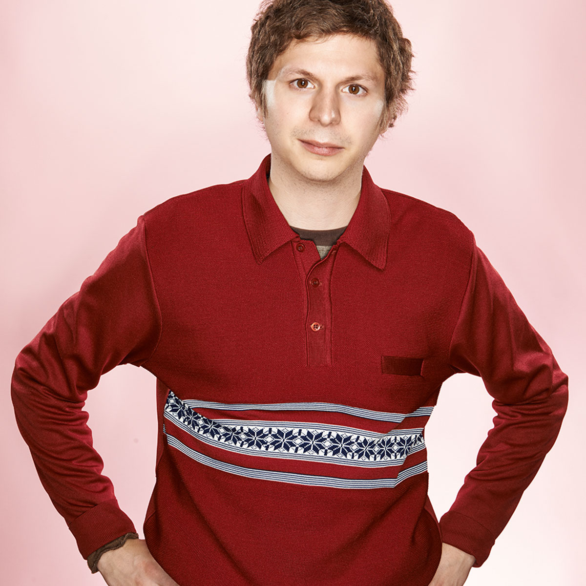 Entertainment Weekly feature on Sundance: Michael Cera shot by Christopher Beyer