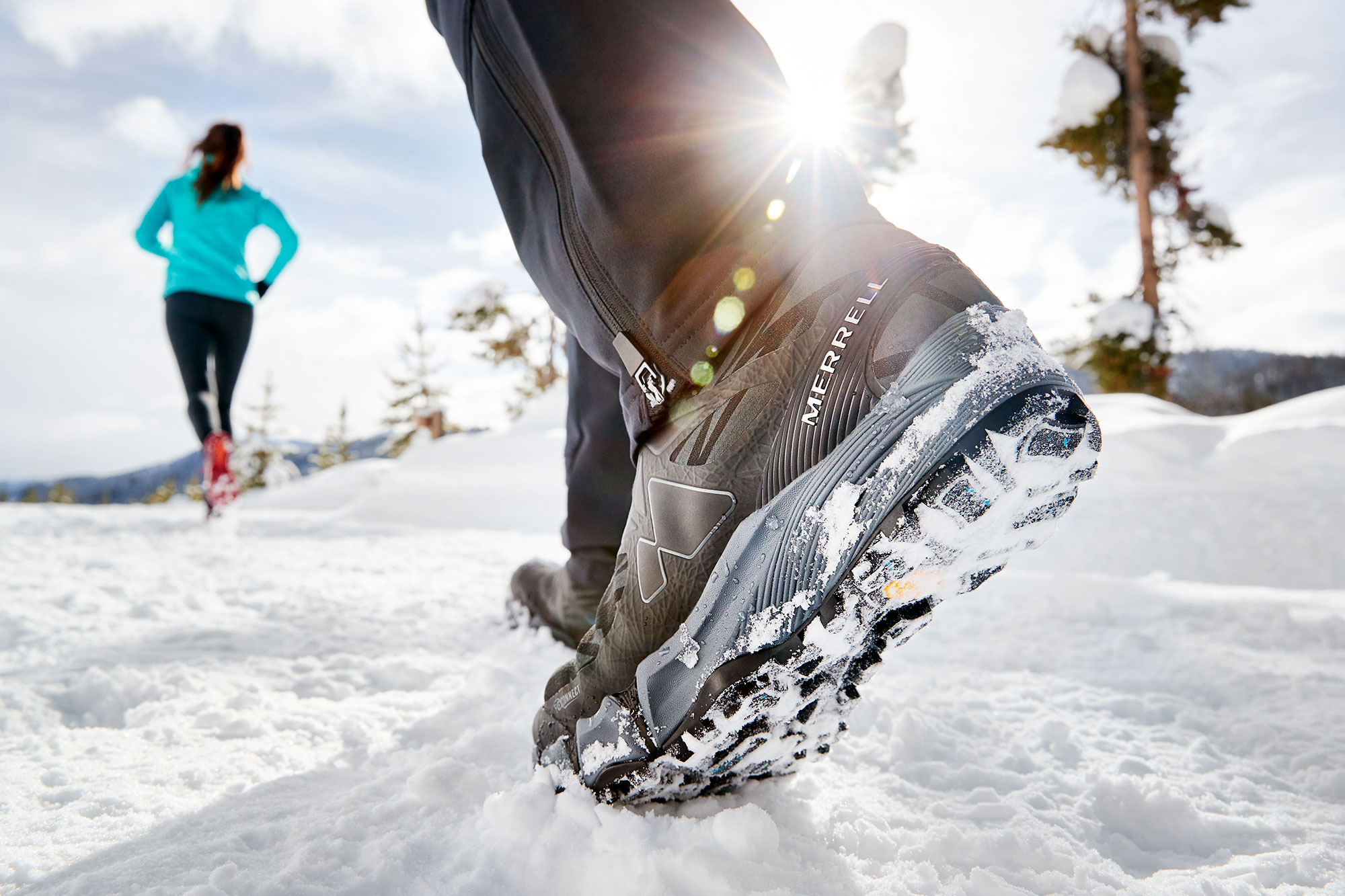 Merrell Sun Valley Campaign shot by Andrew Maguire