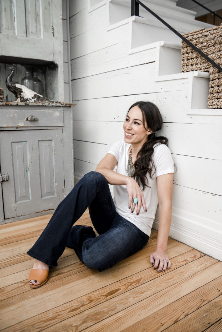 Joanna Gaines in Darling Magazine