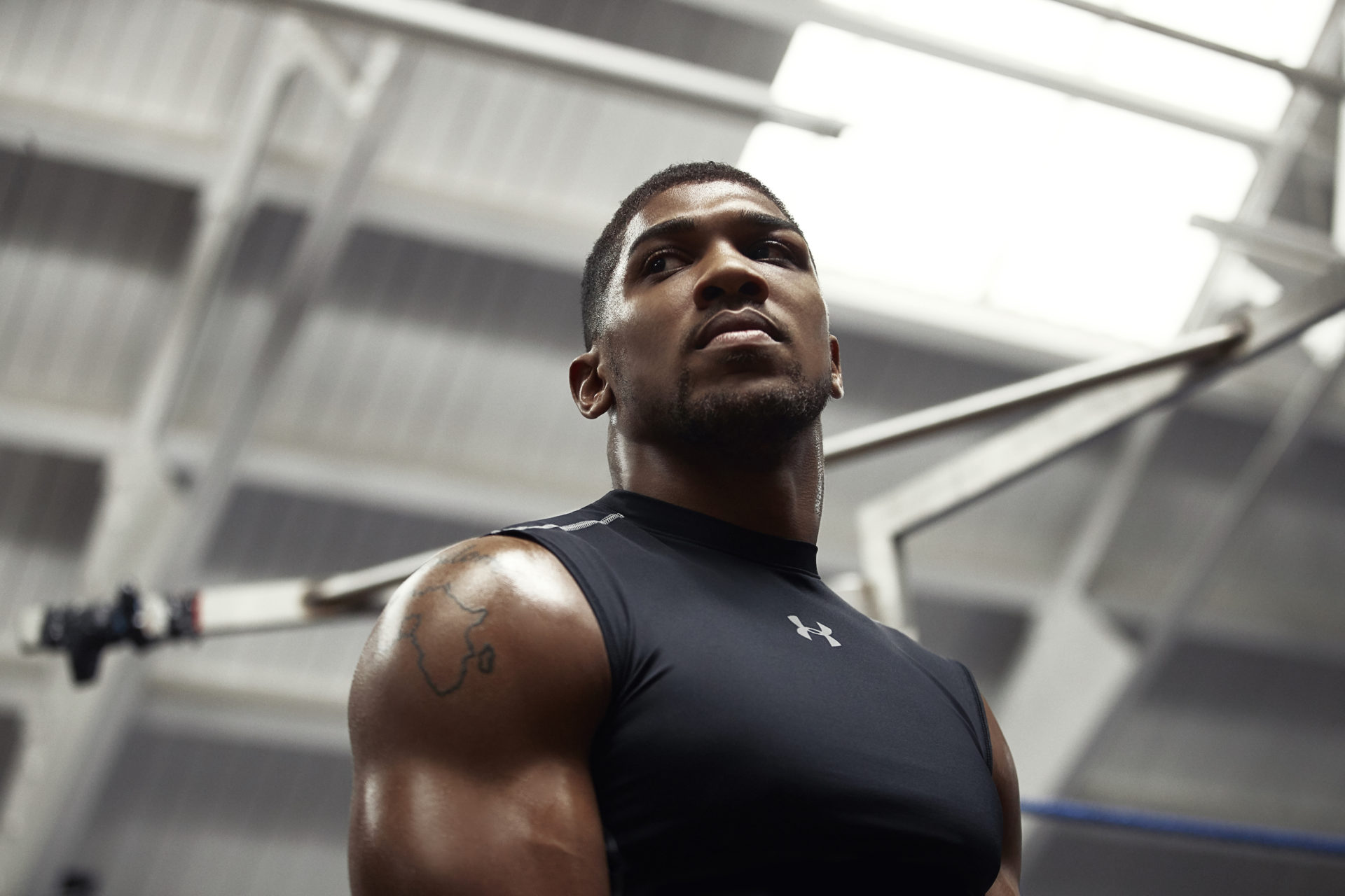 Anthony J for Under Armour